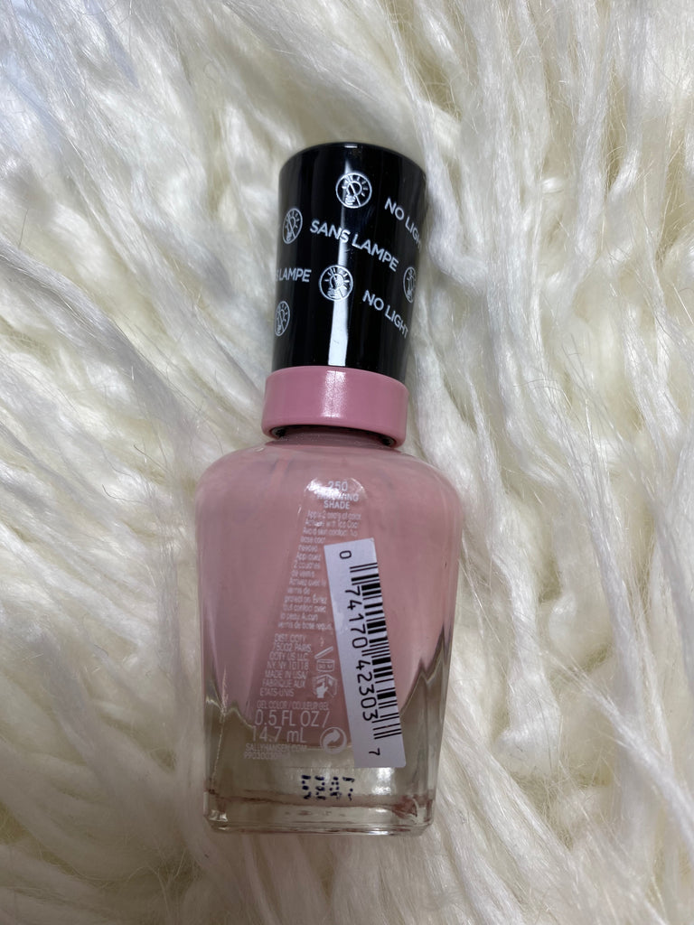 sally hansen miracle gel #250