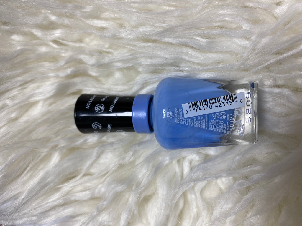 sally hansen miracle gel #370