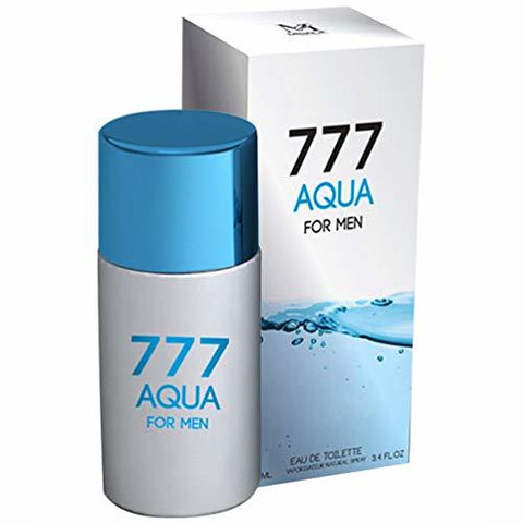 777 AQUA FOR MEN COLOGNE