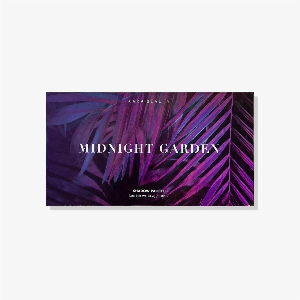 "KARA BEAUTY EYESHADOW PALETTE ""MIDNIGHT GARDEN"""