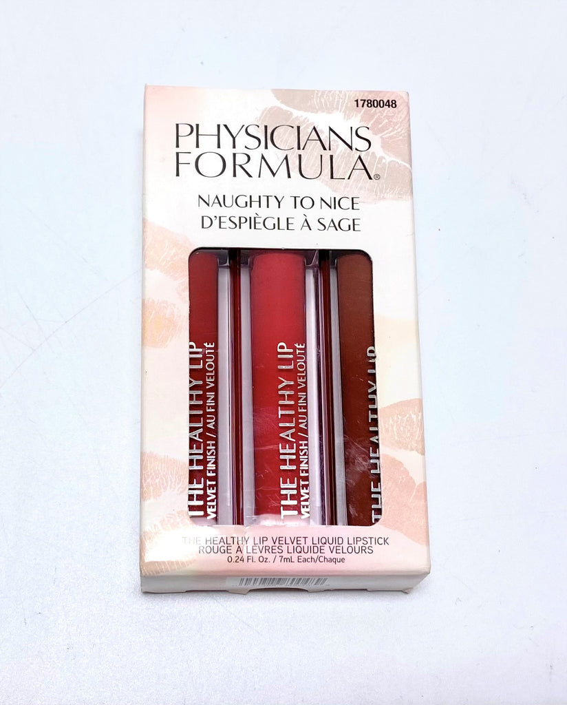 "PHYSICIANS FORMULA THE HEALTHY LIQUID LIPSTICK ""NAUGHTY TO NICE"""