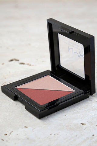 "NYX CHEEK CONTOUR DUO PALETTE ""GINGER & PEPPER"""