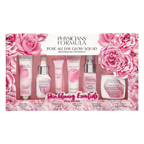"PHYSICIANS FORMULA ""ROSE ALL DAY GLOW SQUAD"""