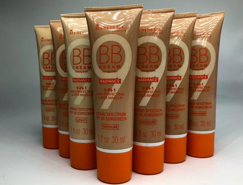 RIMMEL B.B. CREAM (AVAILABLE IN 3 TONES)