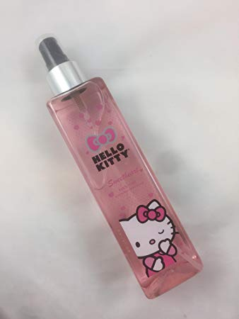 HELLO KITTY BODY MIST (AVAILABLE IN 6 DIFFERENT MIST)