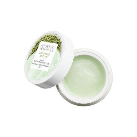 THE PERFECT MATCHA 3-IN-1 MELTING CLEANSING BALM