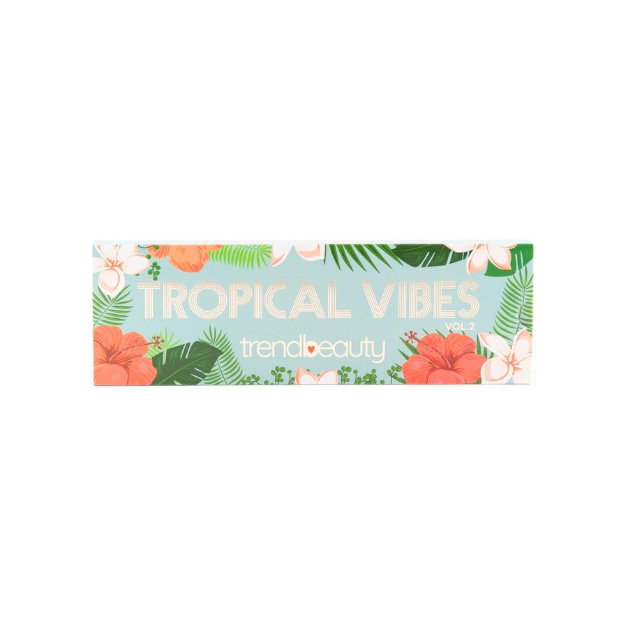 "TRENDBEAUTY EYESHADOW PALETTE ""TROPICAL VIBES"" VOL.2"