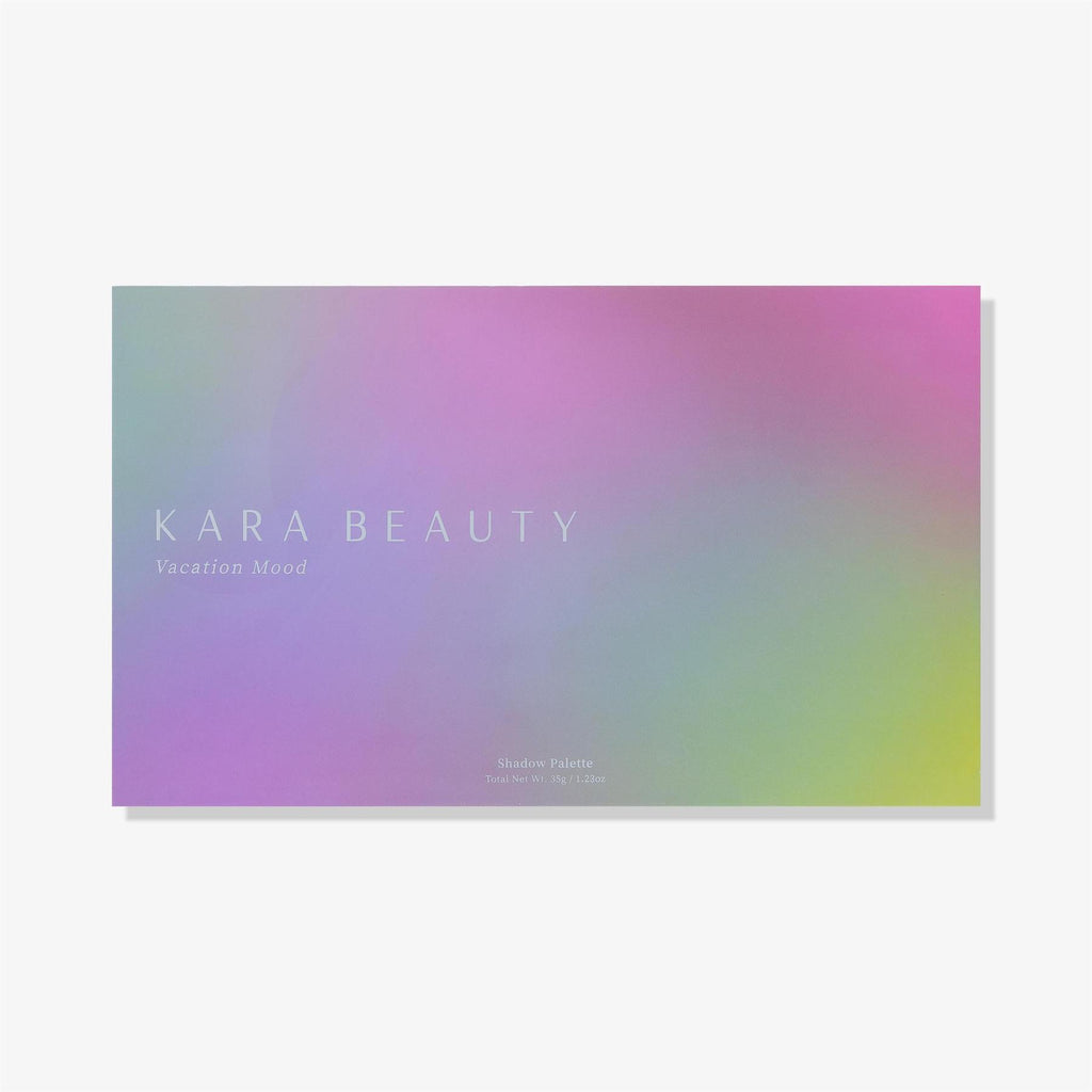 "KARA BEAUTY EYESHADOW PALETTE ""VACATION MOOD"""
