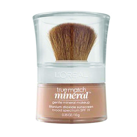LOREAL TRUE MATCH MINERAL LOOSE POWDER  FOUNDATION
