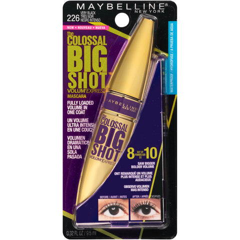 "MAYBELLINE ""THE COLOSSAL BIG SHOT"" VOLUM' EXPRESS MASCARA"
