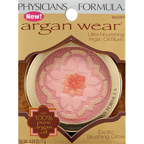 PHYSICIANS FORMULA ARGAN WEAR ULTRA-NOURISHING ARGAN OIL BLUSH