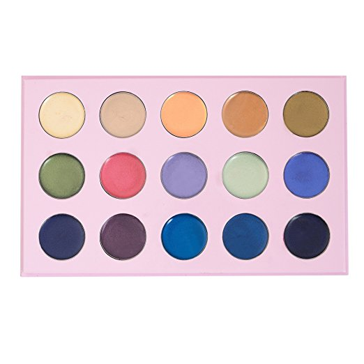 KARA BEAUTY ES19 CREAM EYESHADOW 15 COLORS
