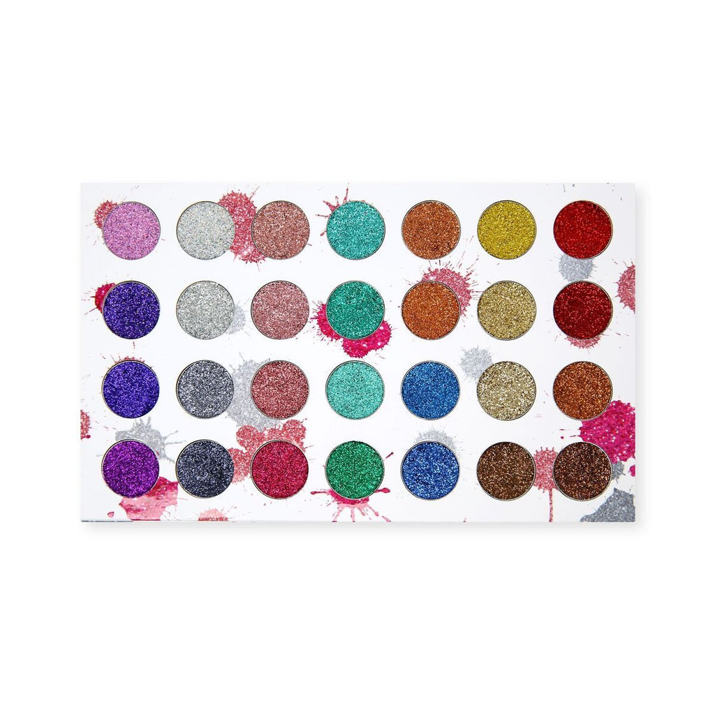 Beauty Creations Cosmetics Splash Of Glitters Palette