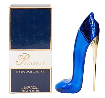 Princess Blue Perfume
