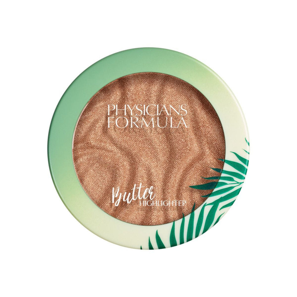 "PHYSICIANS FORMULA BUTTER HIGHLIGHTER CREAM TO POWDER ""ROSE GOLD"""