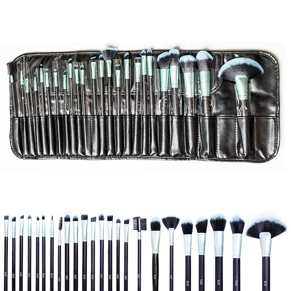 SHUE 24 PC BRUSH SET (BLUE)