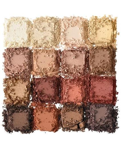 NYX ULTIMATE shadow palette available in 7 different styles