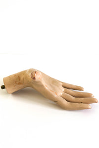 Mannequin Hand, Woman's Right Hand, Vintage