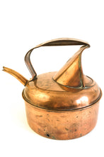 Load image into Gallery viewer, Copper Kettle, Vintage, W&R Shield, Rustic