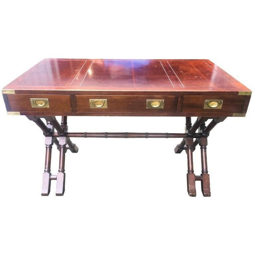 Bombay Wooden Desk