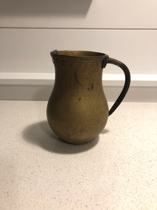 Artisan Heavy Metal Pitcher, Primitive