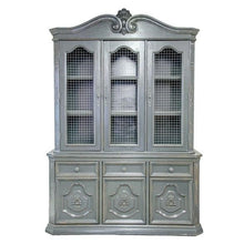 Load image into Gallery viewer, Custom Chicken Wire Charcoal Hutch