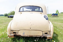 Load image into Gallery viewer, 1946 Vauxhall Wyvern Rolling Chassis Suicide Doors