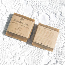 Load image into Gallery viewer, Masala + Seaweed Handmade Soap