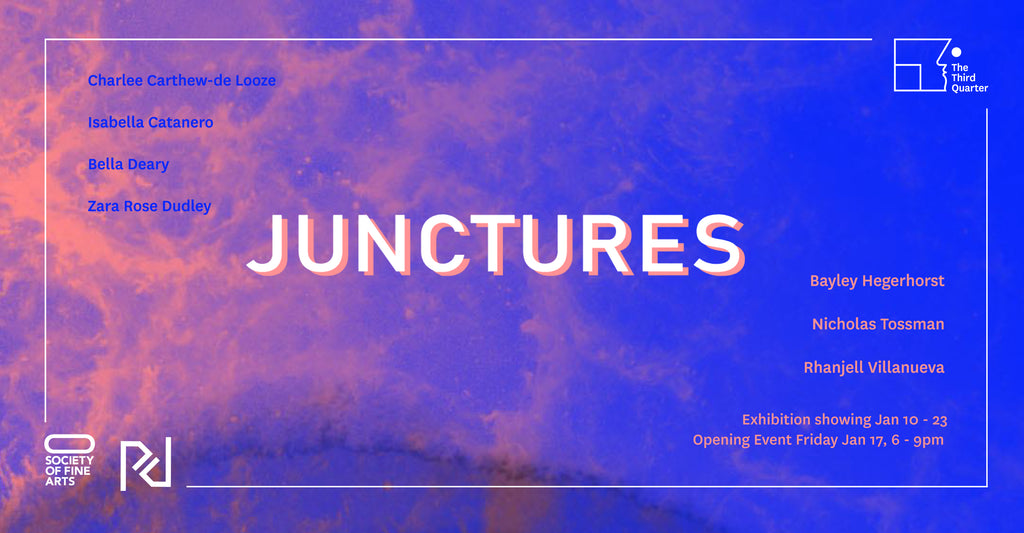 JUNCTURES - Post Datum & SOFA