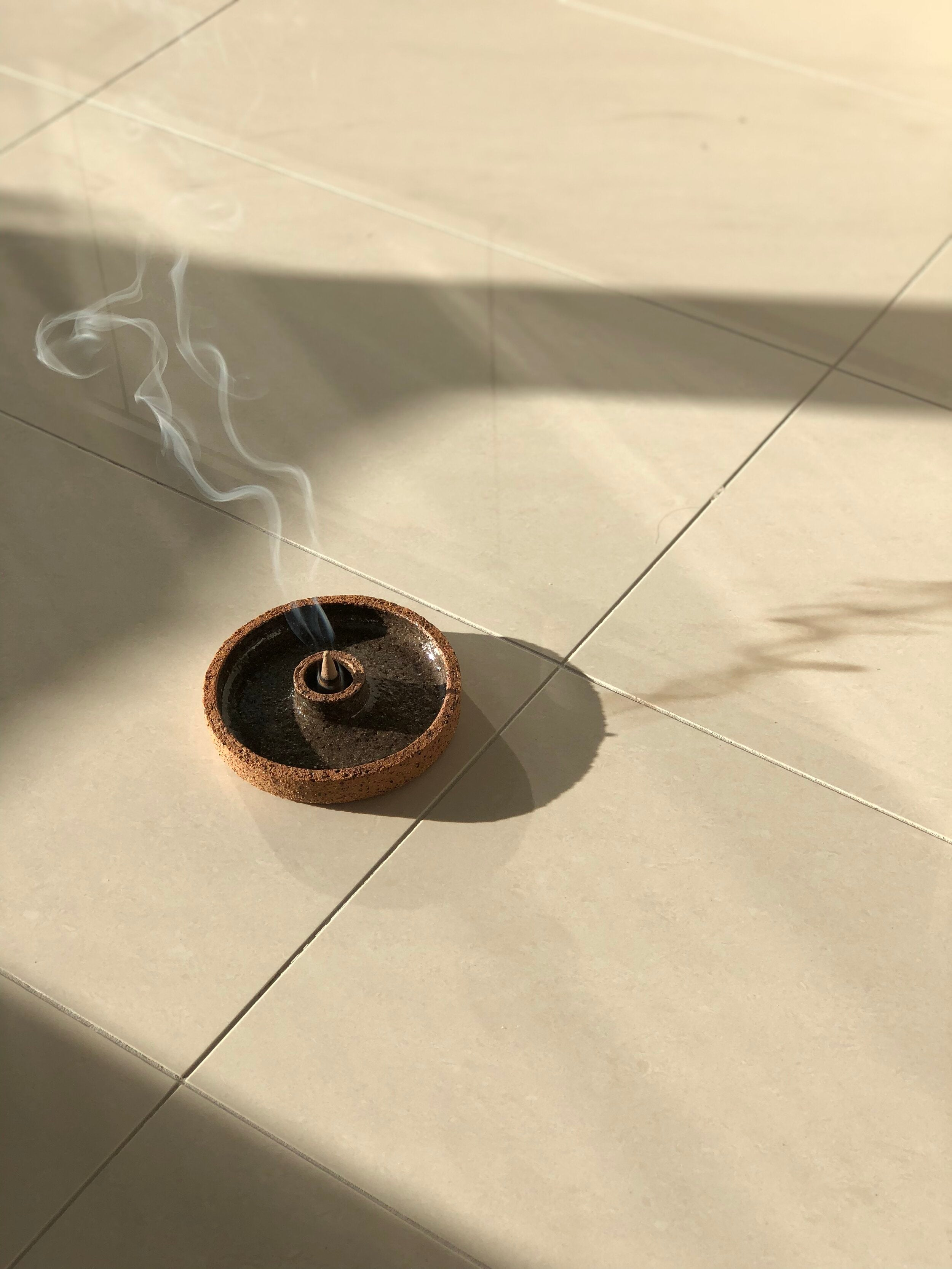 Stillness Cone Incense Holder - Commons