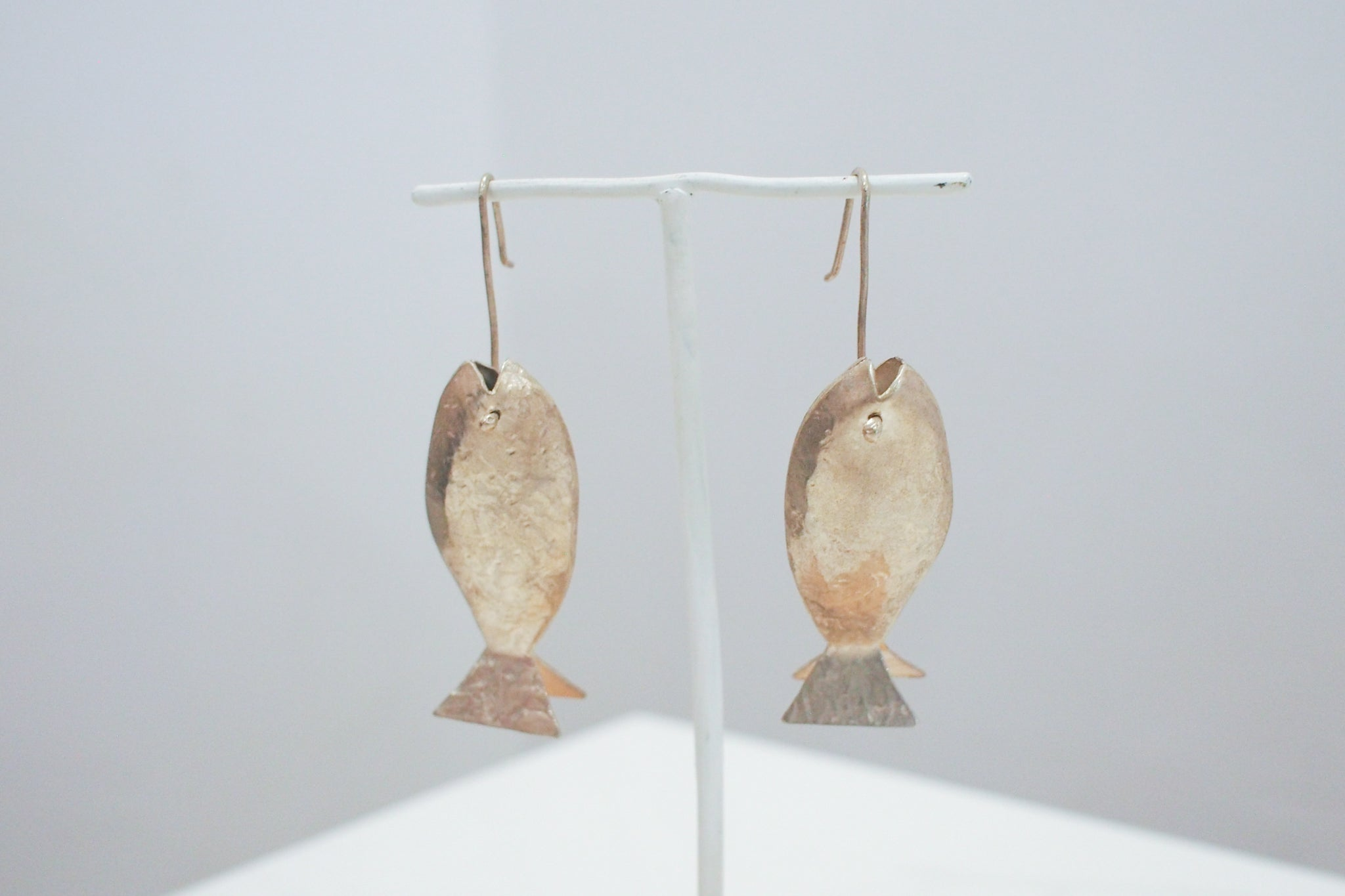 Fish Earrings - Maddison Bygrave