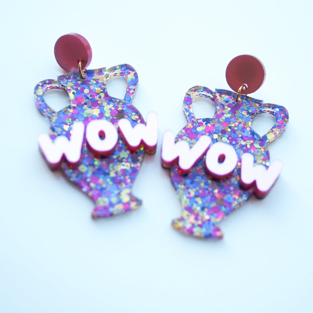 Wow Earrings - Bonnie Hislop