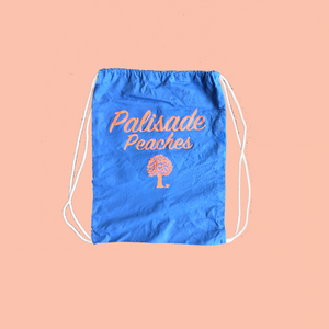 Palisade Peach Canvas Backpack - Palisade Peaches