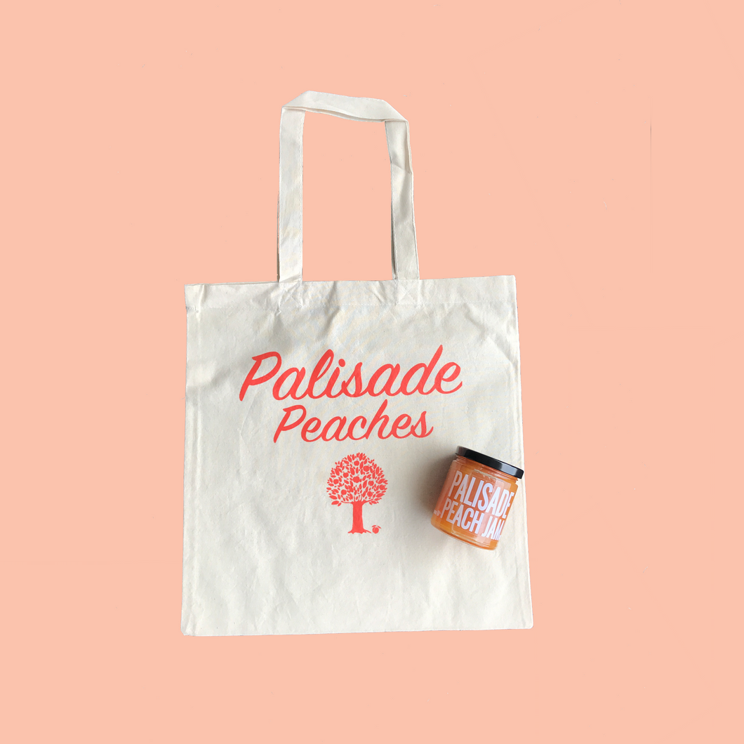 Jam & Farmers Bag Combo - Palisade Peaches