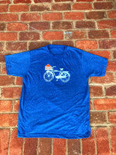 Load image into Gallery viewer, Peach Bike Tee/Tank - Palisade Peaches