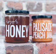 Load image into Gallery viewer, Jam & Honey Combo - Palisade Peaches