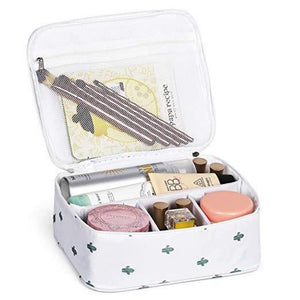 HAITRAL-White-Cactus-Print-Makeup-Travel-Bag-HT-BP06-21