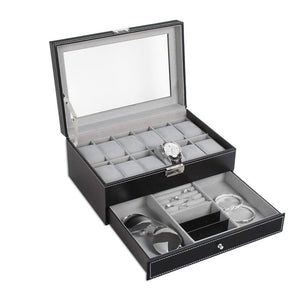 NEX-Double-Layer-Watch-Organizer-NX-A011