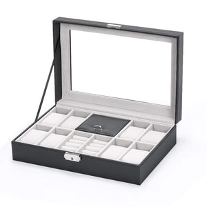 NEX-Men-and-Women-8-Slot-Jewelry-Storage-Display-NX-AA001