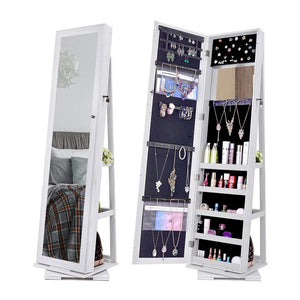 NEX-360-Degree-Rotatable-Jewelry-Cabinet-NX-D017