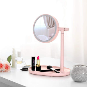 NEX-270-Degree-Adjustable-Light-Makeup-Vanity-Pink-NX-DA038