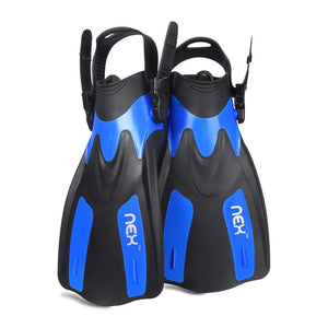 NEX-Adult-Adjustable-Snorkeling-Diving-Fin-NX-G008-M-XL