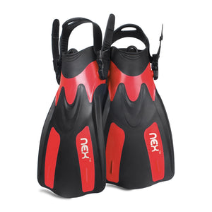 NEX-Adult-Adjustable-Snorkeling-Diving-Fin-NX-G009-M-XL