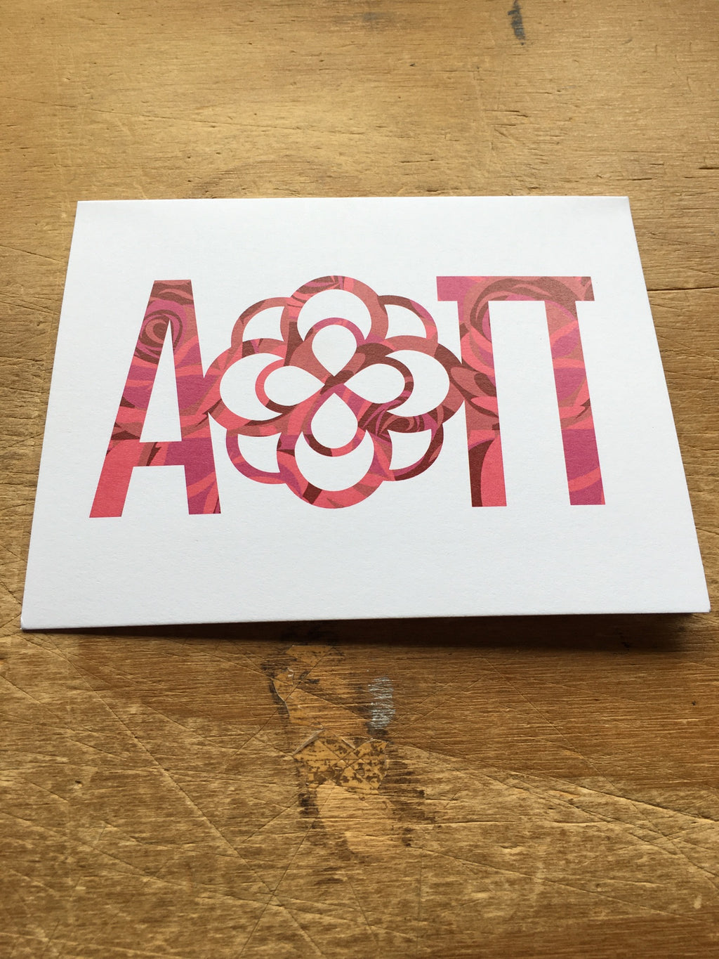 Infinity Rose Notecards