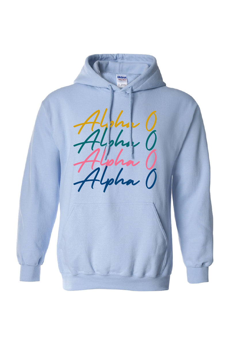 Outside The Lines Hoodie