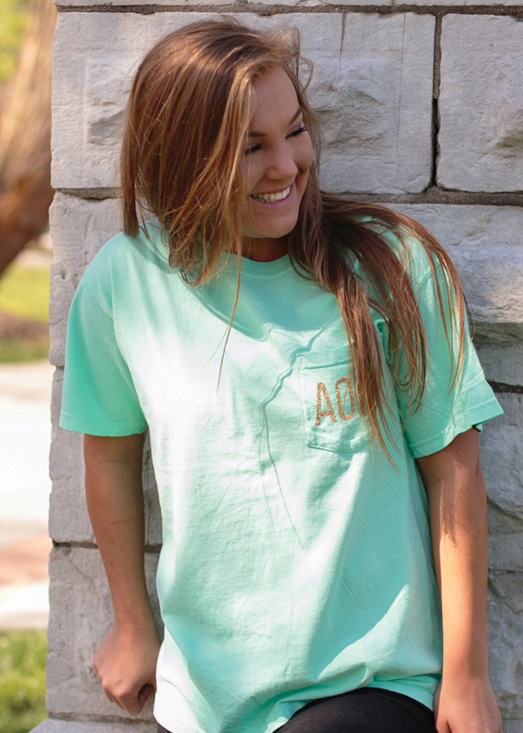 Island Reef Pocket Tee