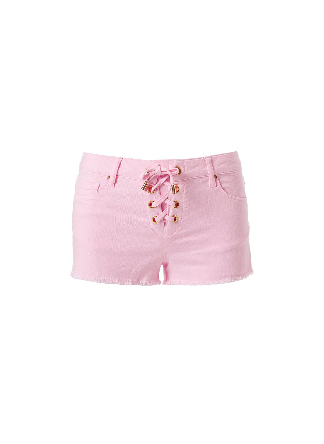 Alexi Blush Shorts Cutout