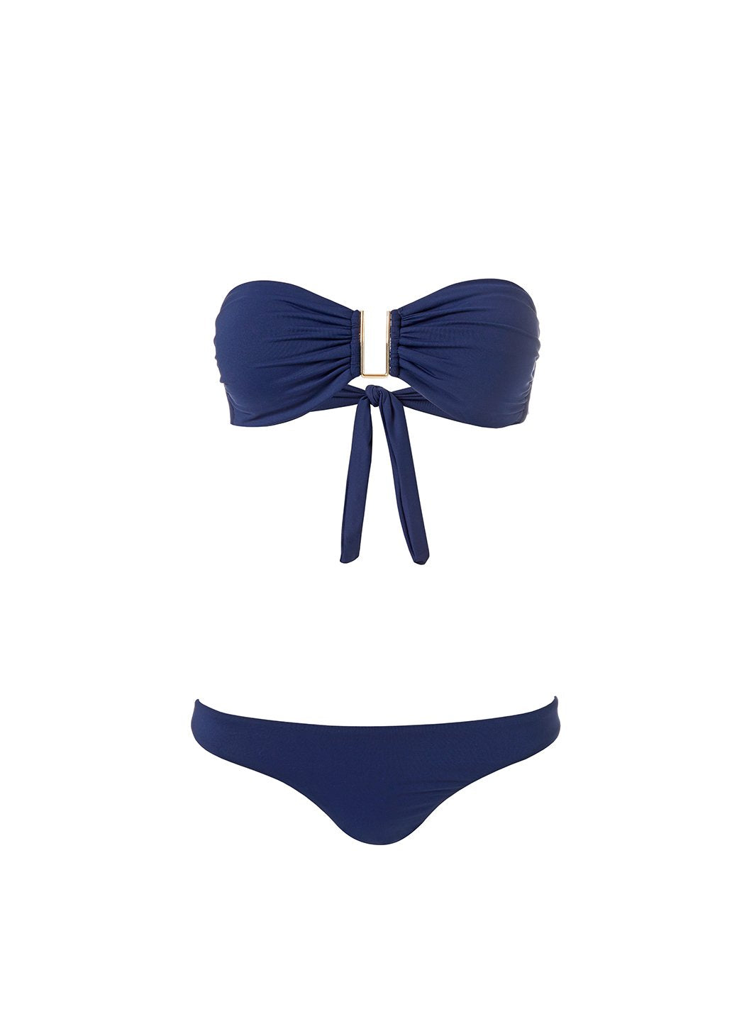 Barcelona Navy Bikini Video