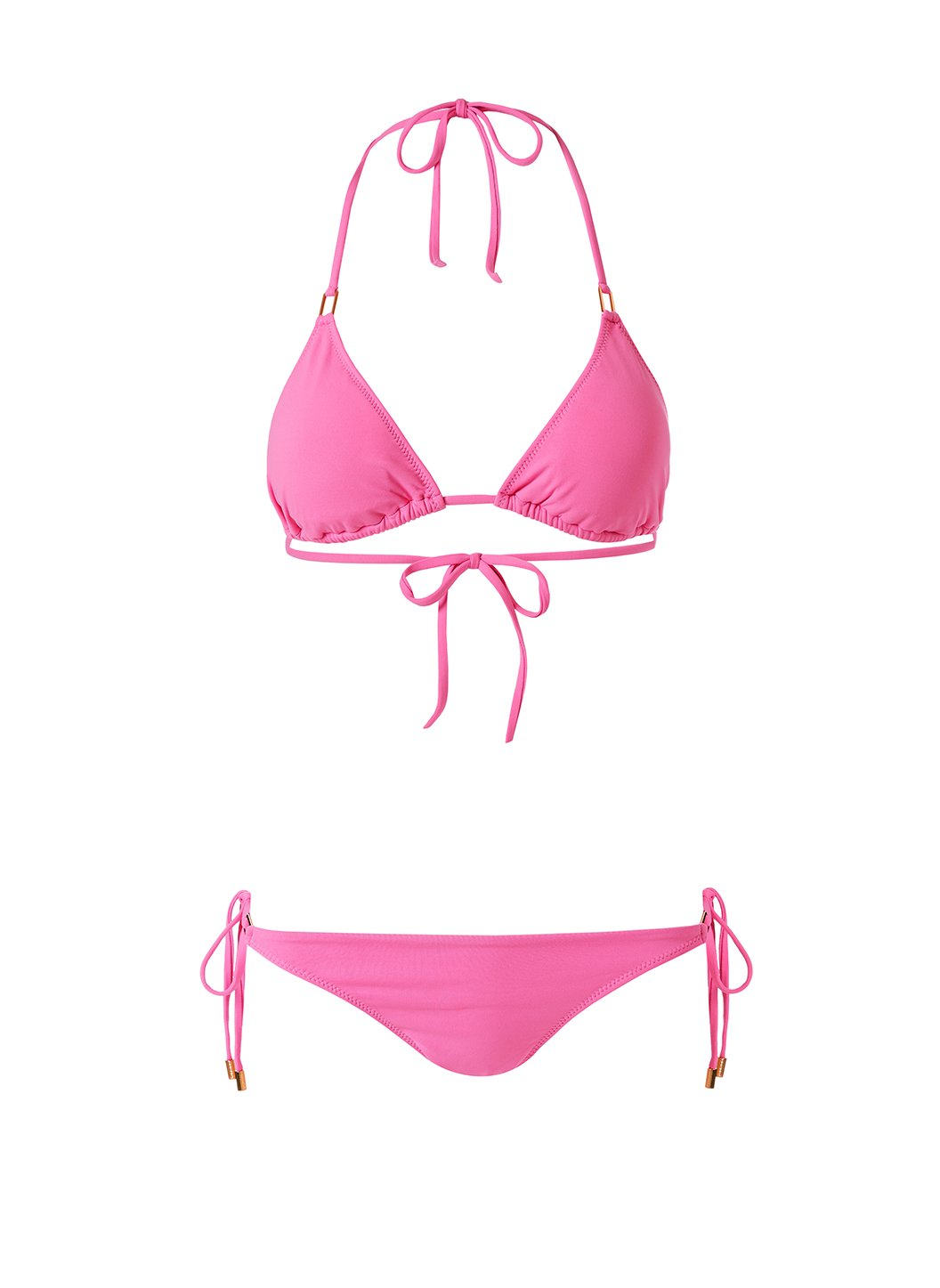 Cancun Flamingo Bikini Cutout