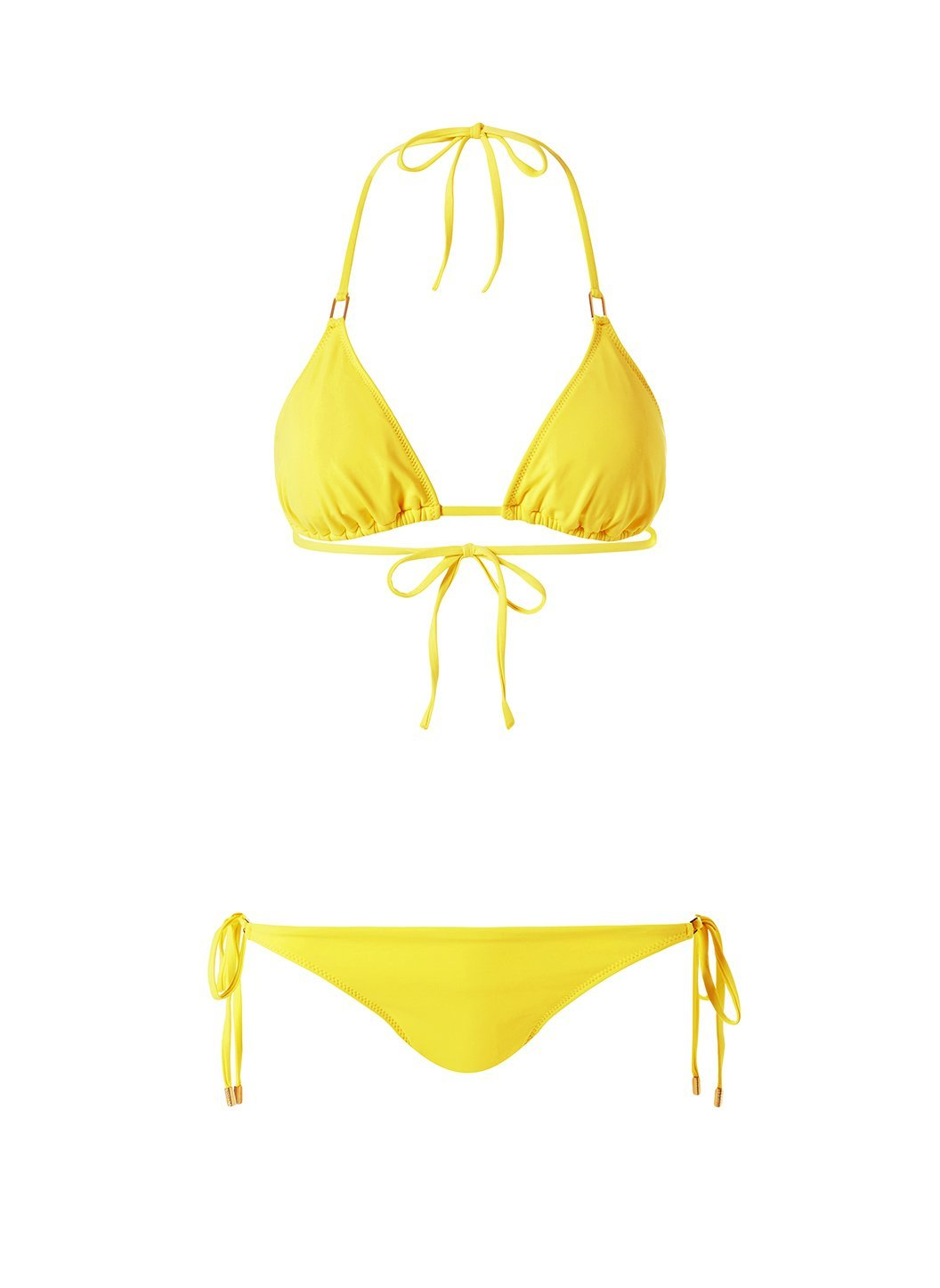 Brussels Flamingo Bikini Bottom CUTOUT